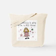 Princess Future Big Sister Tote Bag
