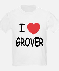 I heart Grover T-Shirt