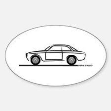 1966 Alfa GTA GTV Decal