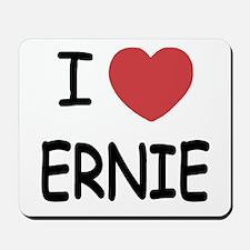 I heart Ernie Mousepad