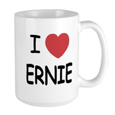 I heart Ernie Coffee Mug