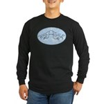 Breathe Long Sleeve Dark T-Shirt