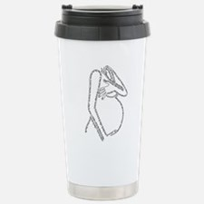 Birth Affirmations Travel Mug