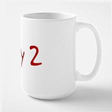 """May 2"" printed on a Mug"