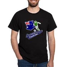 Australian soccer design T-Shirt