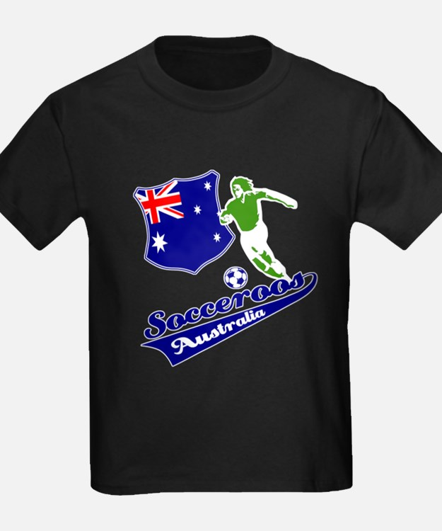 Socceroos t shirts shirts tees custom socceroos clothing for Design t shirts online australia