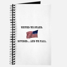 """""""United We Stand"""" Journal"""