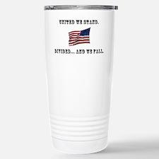 """United We Stand"" Travel Mug"