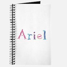Ariel Princess Balloons Journal