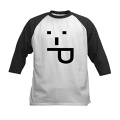 Silly Tongue Smiley Face Tee