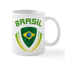 Soccer Crest BRASIL Mug