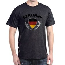 Soccer Crest GERMANY T-Shirt