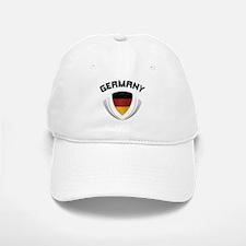 Soccer Crest GERMANY Baseball Baseball Cap