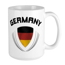 Soccer Crest GERMANY Mug