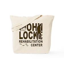 John Locke Rehab Center Tote Bag