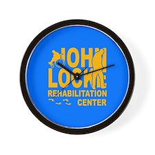 John Locke Rehab Center Wall Clock