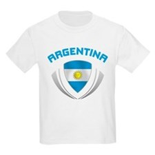 Soccer Crest ARGENTINA T-Shirt