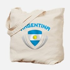 Soccer Crest ARGENTINA Tote Bag