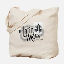 Latin Mass Tote Bag