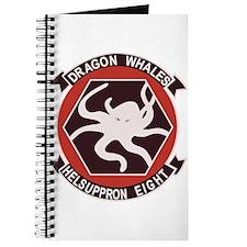 HC-8 DRAGON WHALES Journal