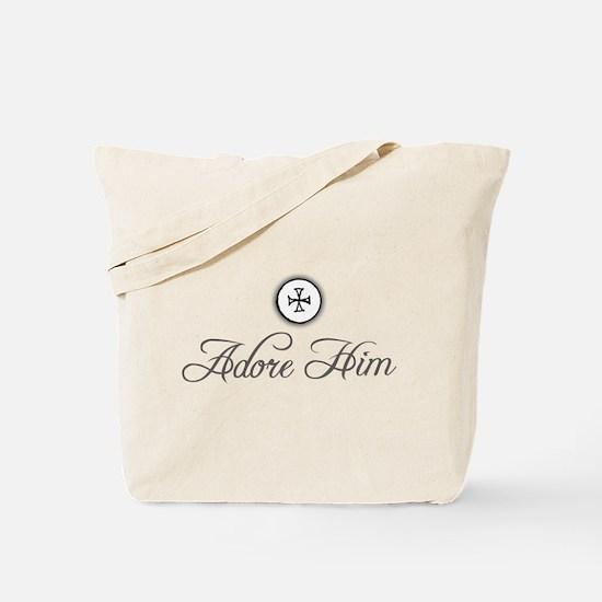 Adore Him 2 Tote Bag