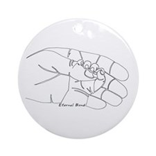 Eternal Bond Ornament (Round)