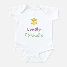 Cradle Catholic Infant Bodysuit