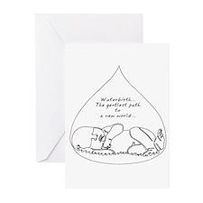 Waterbirth Greeting Cards (Pk of 20)