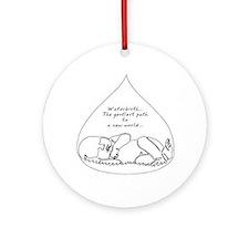 Waterbirth Ornament (Round)