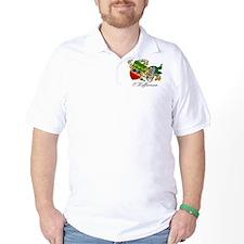 O'Heffernan Family Crest T-Shirt