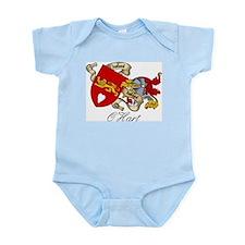O'Hart Family Crest Infant Creeper