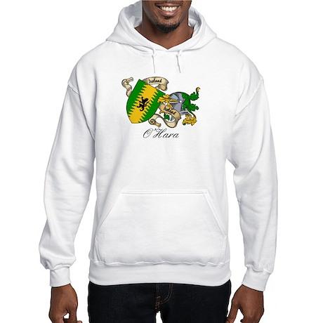 O'Hara Family Crests Hooded Sweatshirt