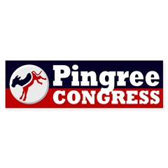 Re-Elect Chellie Pingree Bumper Bumper Sticker