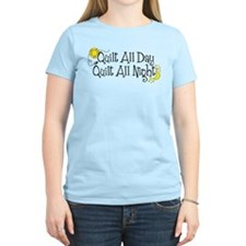 Cute Quilter mom T-Shirt
