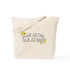 Unique Quilter mom Tote Bag