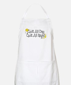Cute Quilter mom Apron