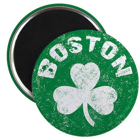 """Boston 2.25"""" Magnet (100 pack)"""