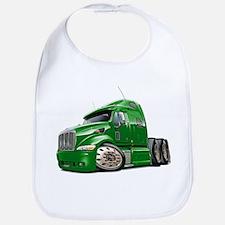 Peterbilt 587 Green Truck Bib