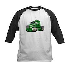Peterbilt 587 Green Truck Tee