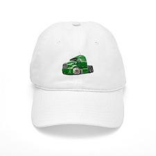 Peterbilt 587 Green Truck Baseball Cap