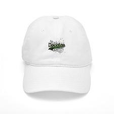 Douglas Tartan Grunge Baseball Baseball Cap
