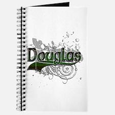 Douglas Tartan Grunge Journal