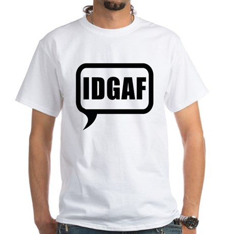 """Get The Message?!?"" Tee"