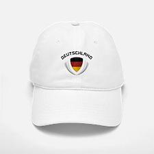 Soccer Crest DEUTSCHLAND Baseball Baseball Cap