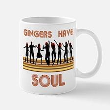 Gingers Have Soul Mug
