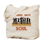 Gingers Have Soul Tote Bag
