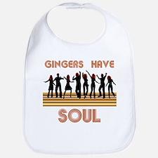 Gingers Have Soul Bib