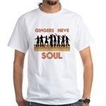 Gingers Have Soul White T-Shirt