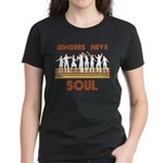 Gingers Have Soul Women's Dark T-Shirt