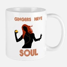 Female Gingers Have Soul Mug